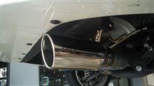 卑弥呼インテグラル神戸 Jet'sビートサウンドマフラーの単体画像