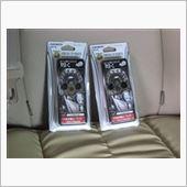 CARMAITE ドレスアップパーツ ドアロックストライカ用 トヨタ用A メッキ クリスタル付 / DZ178