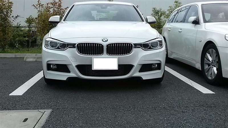 BMW(純正) Mスポーツバンパー