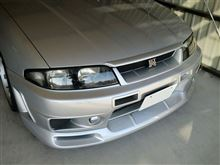 セイバー日産(純正?) R33 GT-R用リップの全体画像