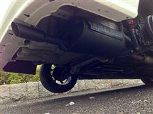 シビックフェリオホンダ(純正) インテグラ タイプR DB8 純正マフラーの単体画像