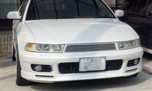 レグナム三菱自動車(純正) ビレットグリルの単体画像
