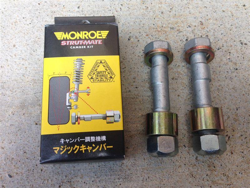 MONROE マジックキャンバー MC117