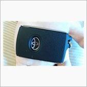 CAR MATE / カーメイト キーカバー トヨタ用B ブラック/ブラック / DZ84