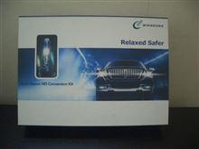 トゥインゴ ゴルディーニ ルノー・スポールメーカー・ブランド不明 HIDキット 6000K タイプの単体画像