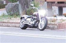 CVO ブレイクアウトハーレーダビッドソン(純正) ヘッドライト 67700144の単体画像