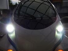 コムス P・COMSeabass Link Air Zero 20W LED FOGLAMP BULBの全体画像