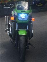 ZRX1100中華 HIDの単体画像