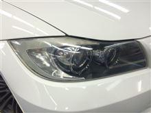 3シリーズ セダンBMW(純正) ヘッドライトの単体画像