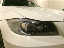 3シリーズ セダンBMW(純正) ヘッドライトの全体画像