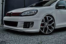 ゴルフ (ハッチバック)VW  / フォルクスワーゲン純正 Edition35フロントバンパーの全体画像