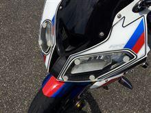S1000RRDAYTONA(バイク) レンズガードの単体画像