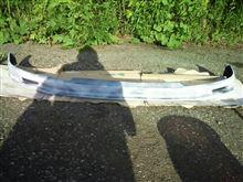 シビック百式自動車 ABS製リップスポイラーの単体画像
