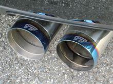 パナメーラiPE / Innotech performance exhaust iPE F1サウンド パッケージ 可変バルブ マフラーの単体画像