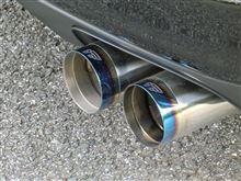 パナメーラiPE / Innotech performance exhaust iPE F1サウンド パッケージ 可変バルブ マフラーの全体画像