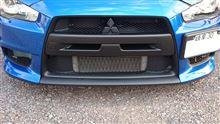 ギャランフォルティススポーツバック三菱自動車(純正) ランサーエボリューションⅩ 純正フロントバンパーの単体画像