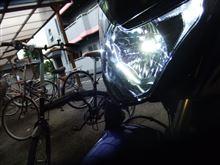 CB650FSphere Light バイク用LEDコンヴァージョンキット H4タイプ(SHBPC060) の全体画像