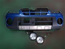 Keiスズキ(純正) FISフロントバンパーの単体画像