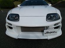 スープラDo-Luck Front Bumperの単体画像