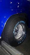 その他Center Line Wheels Modular Series Convo Fuel Polished Wheelsの全体画像