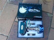 ストリートマジック50メーカー・ブランド不明 RAYD LEDヘッドライトの単体画像