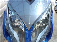 レーシングキング 180Fiヤフオク中華製 LEDヘッドライトH4 6000kの単体画像