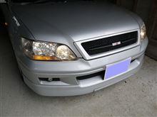 ランサーセディア三菱自動車(純正) ヘッドランプユニット・4灯式の全体画像