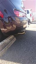 キューブstillen Stainless Steel Rear Section Exhaust Systemの全体画像