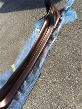 MRワゴンVARIG LINE フロントハーフスポイラーの単体画像