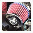BLITZ SUS POWER LM Metallic Top Plate