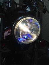 バンバン200ポッシュ  5.5インチベーツライト の単体画像