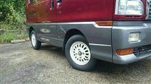 ブラボー三菱自動車(純正) U4#系スタンダードホイールの単体画像