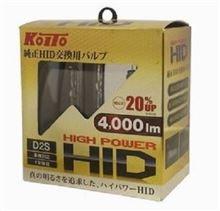 911 (クーペ)KOITO / 小糸製作所 ハイパワーHIDバルブ D2S プロジェクタータイプヘッドランプ用 P35210の単体画像
