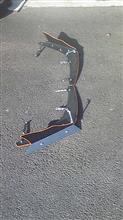 944純正&ARC アンダーカバー&ウイングカナードの単体画像