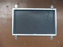 CB650F自作 ラジエーターコアガードの単体画像