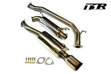 シビッククーペT1R Type one racing T1R 63S Exhaust Systemの単体画像