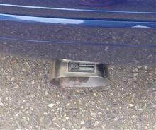 クリオ ルノー・スポールsifo clio2 RS hp2用 マフラーの単体画像