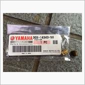 ヤマハ(純正) SRX250 セカンダリ メインジェット