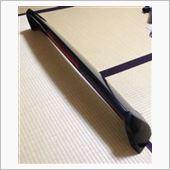 ホンダ(純正) JB1用 リアスポイラー(黒)