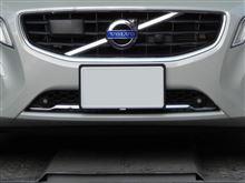 S60ボルボ(純正) V60 D6(MY2013)専用 トリムモールディングの全体画像