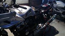 CB400 SUPER BOL D'OR (スーパーボルドール)SP忠男 ピュアスポーツ スーパーコンバットタイプⅡテールの単体画像