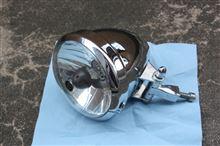 ソフテイル FXS ブラックラインHARLEY-DAVIDSON ロッカーC用ヘッドライトの単体画像