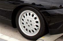 GTVSpeedline Corse アルファロメオGTV用純正ホイールの単体画像