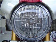 モンスター S4RS テスタストレッタGARUDA(ガルーダ) マルチリフレクター キット<MONSER専用>の単体画像