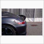 Craftsman/Rennwagen Porsche Boxster Rear-Wing(Proto type1)
