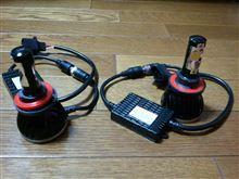 マスタング コンバーチブル不明 Headlight Bulb Conversion Kit LED の単体画像