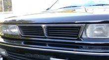 ギャラン三菱自動車(純正) グリルの単体画像