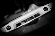 キャリイAPIO タクティカルフロントバンパーガーニッシュの単体画像