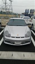 911 (クーペ)アークテック モータースポーツ フロントバンパースポイラーの全体画像