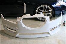 XFARDEN フロントバンパーの単体画像